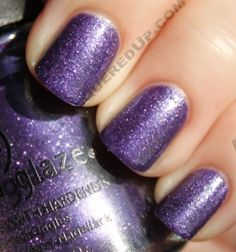 """China Glaze - """"C-C-Courage"""", Wizard of Ohh Ahz Collection 2009"""