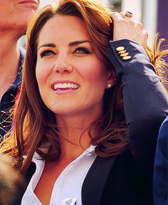 Kate Middleton hair and makeup