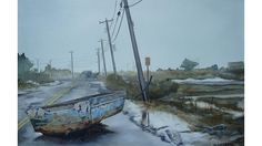 """Over 30 Artists Highlighted In Southampton Artists Association's """"Winter Art Show"""" 