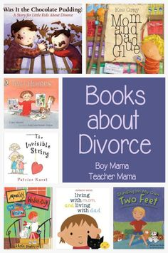 Books about blended families for children