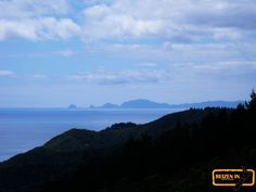 View on Cape Brett,