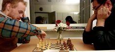 Hospital chess.