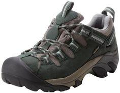 KEEN Women's Targhee II Hiking Shoe,Darkest Spruce/Neutral Gray,10 M US.