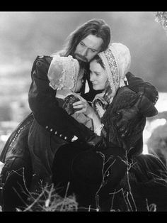 So if your heart doesn't break into a million pieces with this, you're basically dead inside. The Scarlet Letter 1995 Gary Oldman and Demi Moore