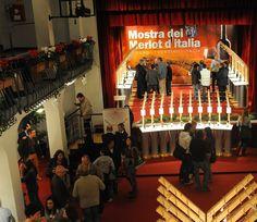 Interessante #weekend #MondoMerlot #Aldeno, per una rassegna dedicata all'eccellenza #enologica. Presenti oltre 130 etichette provenienti da tutto il territorio italiano, fra le quali le migliori aziende produttrici del famoso #vino rosso.