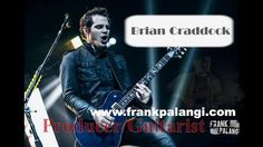 Brian Craddock Producer message on Frank Palangi session