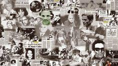 collage Pasolini