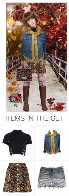 """""""Autumn walk"""" by frenchfriesblackmg ❤ liked on Polyvore featuring art"""