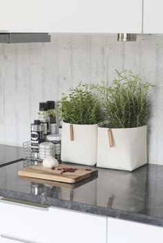 | GREEN | herbs for the kitchen