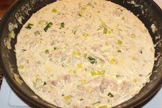Hiidenuhman keittiössä: Mustapekka-tonnikalakastike parsakaalimuusin kera