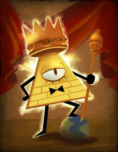 Bill Cipher King