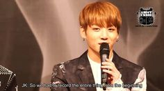 [ENG] BTS WINGS Press Conference Q & A ❤ #BTS #방탄소년단