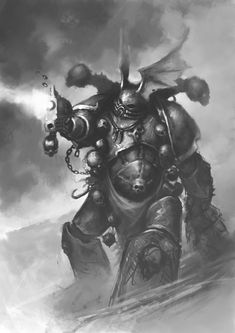 lexicanumwiki:  Read about the NIght Lords here:http://wh40k.lexicanum.com/wiki/Night_Lords#.Uewy6dJM_zM