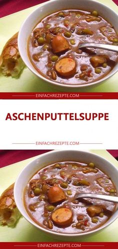 Aschenputtelsuppe (Hackfleischsuppe mit Erbsen, Partysuppe) 😍 😍 😍 Cinderella soup (minced meat soup with peas, party soup) 😍 😍 😍 Meat Recipes, Dinner Recipes, Healthy Recipes, Healthy Food Tumblr, Pork Schnitzel, Vegetable Soup Healthy, Mince Meat, Cheese Soup, Broccoli And Cheese