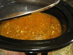 Weight Watchers Slow Cooker Lentil Soup Recipe- 4 Points Plus per serving for 1.5 cups!