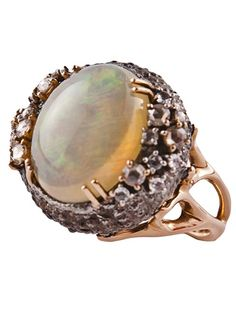 Federica Rettore Sea Urchin Ring - Jewelry Gallery At Marissa Collections ($10,670.00) - Svpply