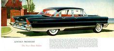 1956 Lincoln Premeire