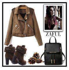 """Zaful"" by erina-salkic ❤ liked on Polyvore"