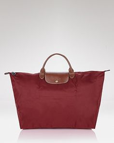 Le Pliage Nylon Weekender. Bloomingdales. With a packable design and roomy  interior fcc0f78292ac5