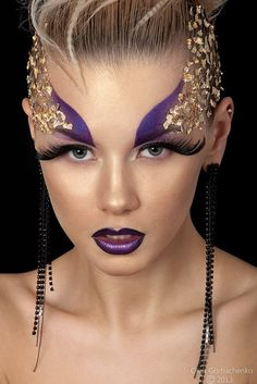 Make-up inspiration BUY THE LOOK Emeral Beautylife Cosmetics http://shop.emeralbeautylife.nl/