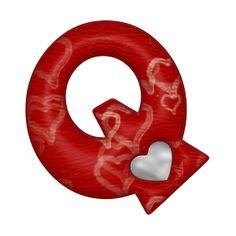 Alfabeto corazones | Fondos de pantalla y mucho más