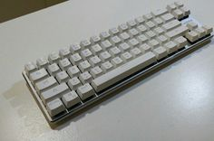 MagicForce 68 Mechanical Keyboard without backlights on