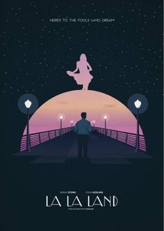 Letter #39 - La La Land // Here's To The Ones Who Dream