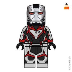 Avengers Endgame Drawing Lego Minifiures - part 2 Lego War Machine, The Avengers, Lego Super Heroes, Lego Marvel, Drawing Tutorials, 4 Kids, Cartoon Drawings, Captain America, Iron Man