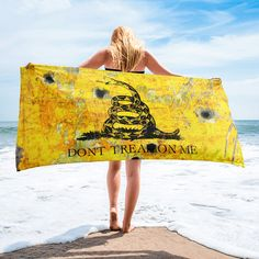 CAT CATERPILLAR Custom Printed Photo Beach Bath Towel Gifts