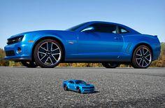 "Chevy Camaro ""Hot Wheels"" Edition I CoolMaterial.com"