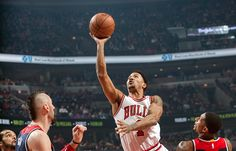 What players were the usual starting 5 for the #Bulls in #NBA '14-15 season? Click 4 more www.nbabasketballquizgame.com?utm_content=buffer2110c&utm_medium=social&utm_source=pinterest.com&utm_campaign=buffer