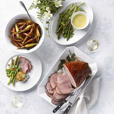 Williams-Sonoma has quick & easy recipes for all occasions. Find healthy dinner ideas or full menus that feature your favorite ingredients. Dinner Side Dishes, Dinner Sides, Dinner Menu, Main Dishes, Williams Sonoma, Thanksgiving Dinner Recipes, Sunday Dinner Recipes, Holiday Recipes, Holiday Meals