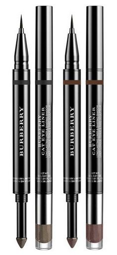 Burberry Cat Eyeliner Long-Lasting Liner & Shaping Shadow Fall 2017