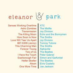 Eleanor & Park playlist