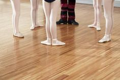 Runners' Legs Versus Dancers' Legs | LIVESTRONG.COM