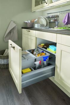 Keuken I Lade indeling I Prullenbak I Opruimen