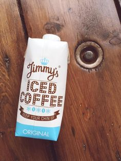 Discovered this beauty today! @jimmyicedcoffee so good!