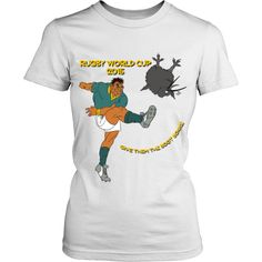 Rugby World Cup 2015 - Springboks - Give them the boot (women)