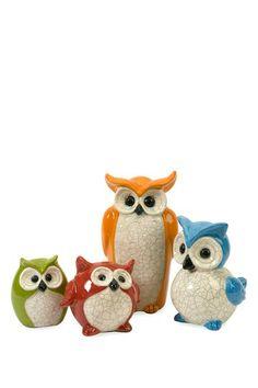 Enchanted Owls