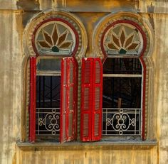 Lebanese houses put the art in architecture.