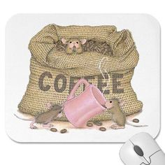 """""""Mouse Pad - 9 x 8"""", Stock #: PAD-2008-3, from House-Mouse Designs®. This item was recently purchased off from our web site. Click on the image to see more information."""