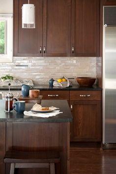 Ontare Residence - contemporary - kitchen - santa barbara - Jessica Risko Smith Interior Design