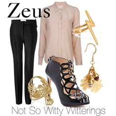 Zeus by notsowitty,