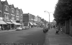 Tooting, High Street 1961, from Francis Frith