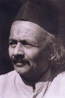 DRBendre- Kannada poet of the Navodaya Period.