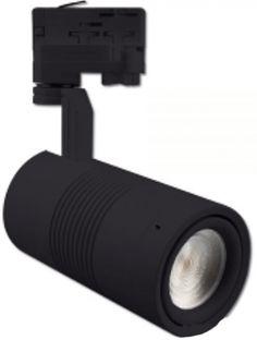 Ladeneinrichtungen, Geschäftsausstattungen Komplettangebot-LED-Strahler für 3 Phasen Schienen