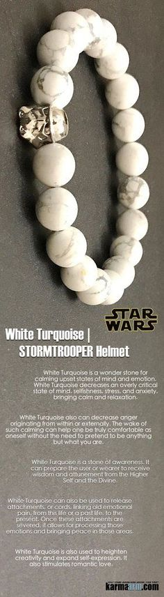 Star Wars Bracelets – White Turquoise StormTroopers -  CosPlay Comic-Con Jewelry.   #Wonder #Woman #Bracelets: Luxury #CosPlay #Comic-Con #Jewelry #WonderWoman #Star #Wars #Batman #Spiderman #Dark Knight #DC Comics #Marvel #GameofThrones #SuperHero #Planet of the #Apes #Jewelry. #WonderCon #Fangirl #Fanboy #Justice #League #JusticeLeague #StormTroopers #StarWars