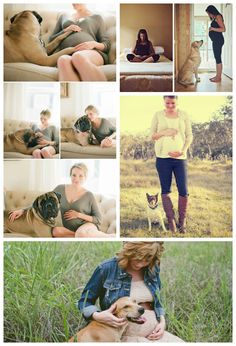 Maternity Photo Ideas with your Dog
