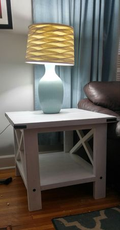 Ana White | Love these end tables! - DIY Projects