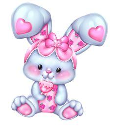 Kids Cartoon Characters, Cartoon Pics, Cute Cartoon, Bunny Images, Cute Images, Cute Pictures, Baby Animal Drawings, Cute Drawings, Decorated Sugar Cookies